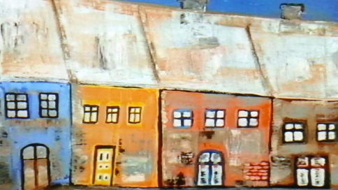 Malerei, Eveline Domke